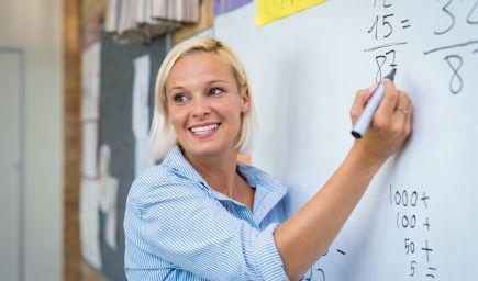 Zamestnávatelia a školy chcú skvalitniť matematické vzdelávanie