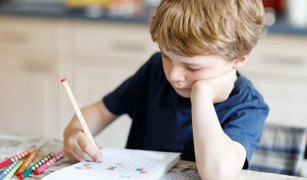 Preplnené vyzdobené triedy deťom neprospievajú pri učení. Zhoršujú ich pozornosť