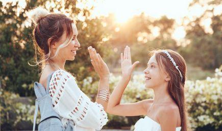 8 spôsobov, ktoré pomáhajú formovať sebavedomie dievčat