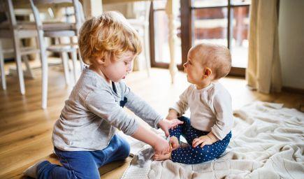 Kedy je ideálny čas na súrodenca?