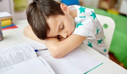 Ako zistíte, že je vaše dieťa preťažené?