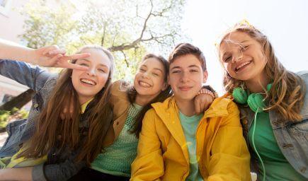 Čo si mladí ľudia najviac cenia na svojich priateľstvách?