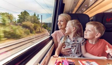 Cestovanie s deťmi: Prečo mnoho rodín miluje cestovanie vlakom?