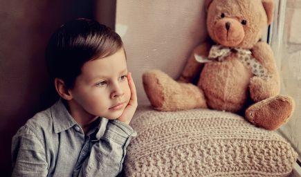 Ako sa prejavuje veľmi citlivé  dieťa?