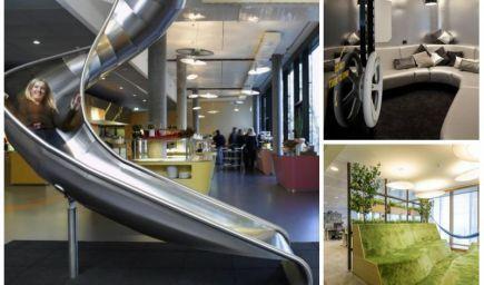 Najkrajšie open space kancelárie vo svete
