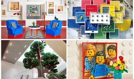 V dánskom LEGO dome sa fantázii medze nekladú