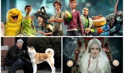 10 filmov, ktoré budú baviť celú rodinu