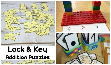Montessori matematika pre predškolákov