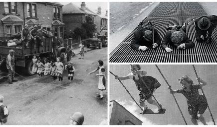 Ako sa v minulosti hrávali deti bez mobilných telefónov? (FOTOGRAFIE)
