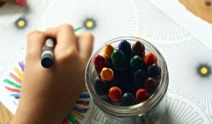 Arteterapeutické aktivity pre deti s ADHD