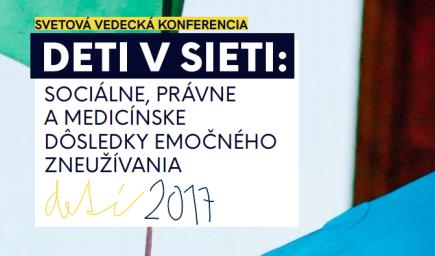 Konferencia Deti  v sieti