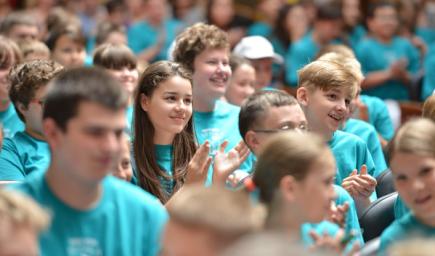 Detské letné univerzity 2017: Zo základných škôl rovno do univerzitných i parlamentných lavíc, laboratórií či divadla