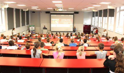 Trenčianska univerzita organizuje univerzitu pre deti