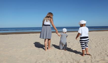 Ako predchádzať na dovolenke súrodeneckým hádkam?