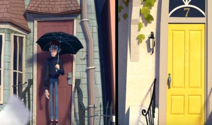 Krátky animovaný film o tom, keď sa stretne najšťastnejší a najnešťastnejší človek pod slnkom