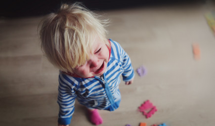 Situácie, keď sa vám zdá, že dieťa vás zámerne hnevá, ale nie je to pravda