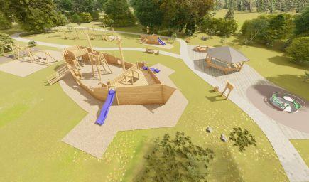 Štát prideľuje dotácie na výstavbu 100 detských ekologických ihrísk bez bariér. Vyčlenili na to 4,5 mil. eur
