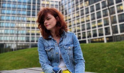 Spisovateľka Iryna Zelyk: Uvedomujem si, že aj pomocou detských rozprávok môžem ľudí inšpirovať