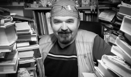 Janko Cíger pred rokmi rozbehol v Martine antikvariát: Radosť robím ľuďom starými knihami
