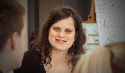 Kariérna poradkyňa M. Valicová: Začať sa venovať tomu, čo vás baví, sa dá kedykoľvek. Aj počas materskej