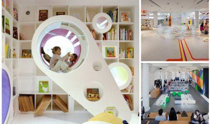 Najkrajšie verejné knižnice, ktoré milujú aj deti (FOTOGRAFIE)