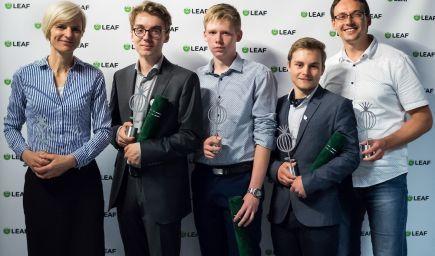 LEAF Award: Už po tretí krát ocenili inšpiratívne osobnosti za ich prínos a zlepšovanie spoločnosti vo svojom okolí
