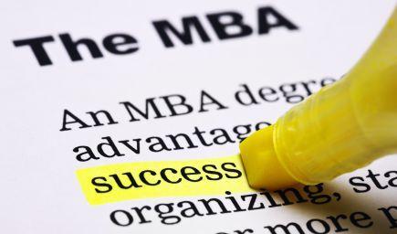Získajte titul MBA