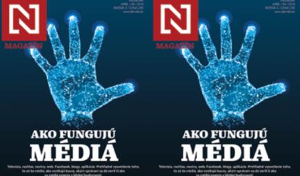 Denník N pripravil príručku o fungovaní médií. Školy ju môžu získať zadarmo