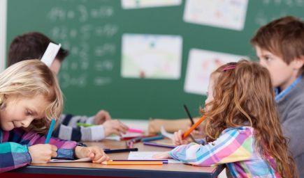 Cvičenia, ktoré pomáhajú deťom pri učení