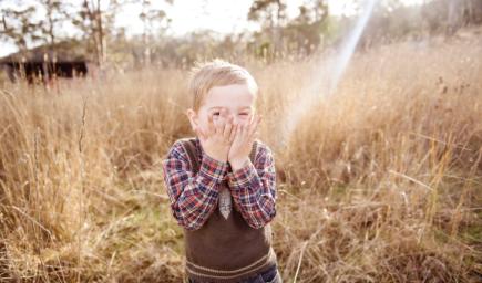 Tvrdohlavosť detí je jedným zo znakov geniality