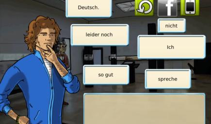 Naučte sa po nemecky s bezplatnou hrou od Goetheho Inštitútu