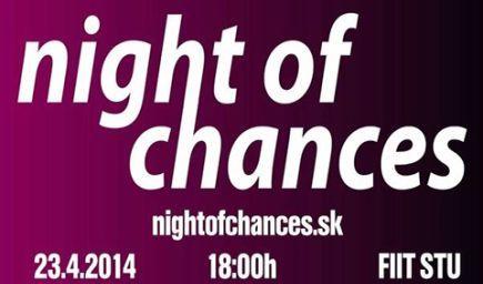 Na Night of chances ponúknu IT študentom lákavé stáže