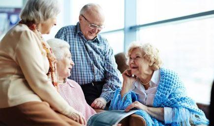Vysokého veku a spokojnej staroby sa môžeme dožiť všetci. Kľúčová je táto vec
