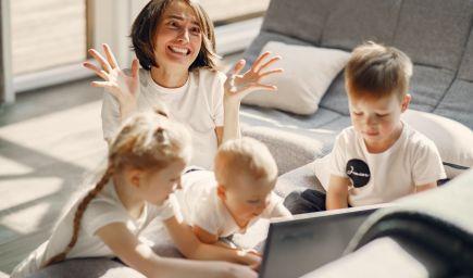 V rodičovstve je dôležité vedieť si zachovať nadhľad. Máte ho?