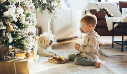 Vianočné montessori aktivity pre rozvoj zmyslového vnímania