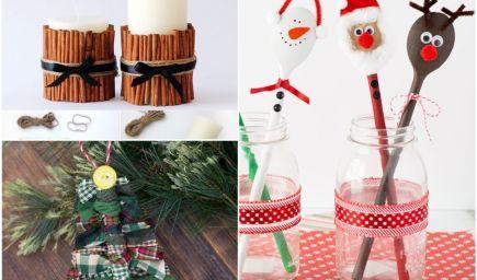 Vianočné tvorenie s deťmi