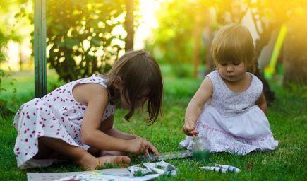 Tvoríme s deťmi v prírode