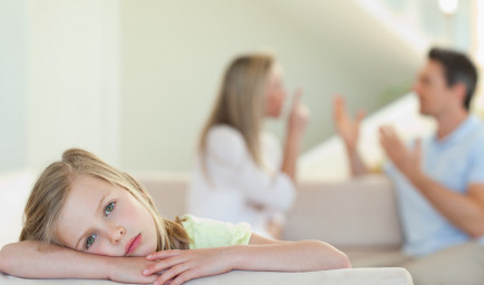Rozvádzame sa. Ako to oznámiť deťom?