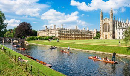 Ako sa dostať na Oxford či Cambridge?