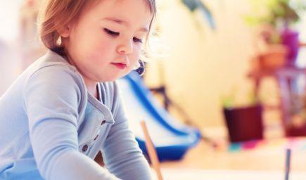 Máte doma úzkostlivé dieťa alebo zdravé batoľa?