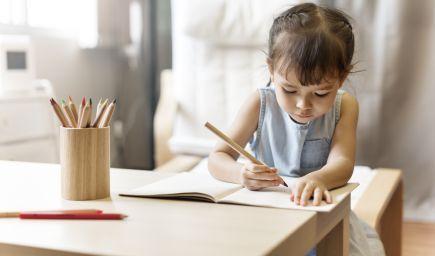Ako by mala vyzerať kresba a úroveň grafomotoriky u predškolákov?