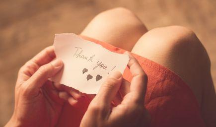 Tvoj zoznam vďačnosti