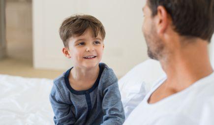 Ako môže otec zo syna vychovať skutočného muža?