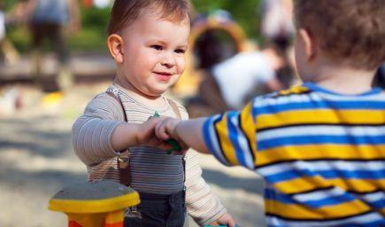 Pohybové hry v materskej škole