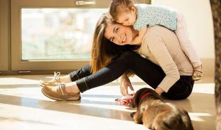 Ako naučiť deti uvedomovať si pocity šťastia?