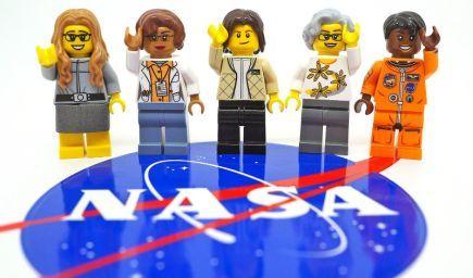 Nová Lego edícia Ženy v NASA vyzdvihuje prínos žien pri objavovaní vesmíru