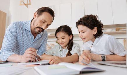 Domáce úlohy, ktoré pomáhajú deťom nielen opakovať, ale  ich motivujú aj  k tvorivosti