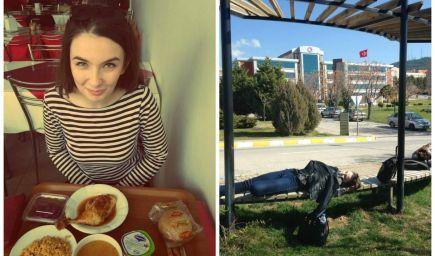 ANNAMÁRIA BALLOVÁ: O študijnom pobyte v Turecku,  vynikajúcich učiteľoch, pašovaní nadváhy aj o rozchode