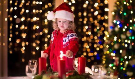 Ako vytvoriť deťom pekné spomienky na Vianoce?