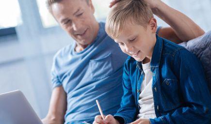 Ako pomôcť deťom, ktoré sú unavené z dištančného vzdelávania?